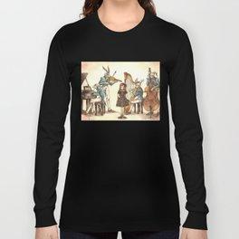 Requiem di Cordofoni Long Sleeve T-shirt