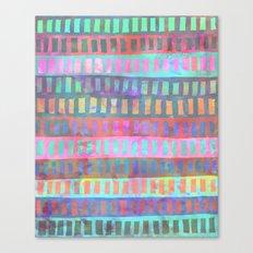 PATTERN {Geometric 002} Canvas Print