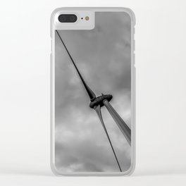 Scottish Power No.3 Clear iPhone Case
