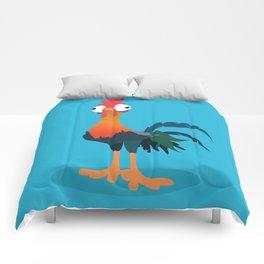 Hei Hei from Moana Comforters