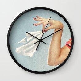 Ta-Ta Wall Clock