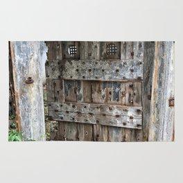 Open doors... Rug