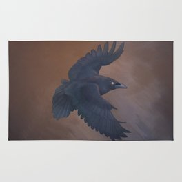 As the Crow Flies Rug