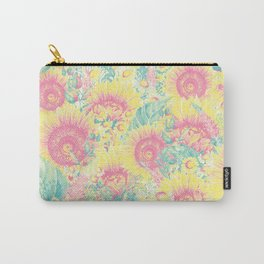 Summer Garden 4 Carry-All Pouch