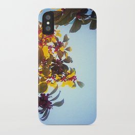 The Red Berry Tree (An Instagram Series) iPhone Case