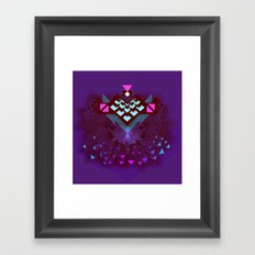 ::Space Bird:: Framed Art Print