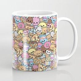Kawaii Junk Food Munchies Coffee Mug