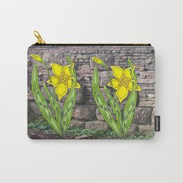 Jonquil Knot Carry-All Pouch