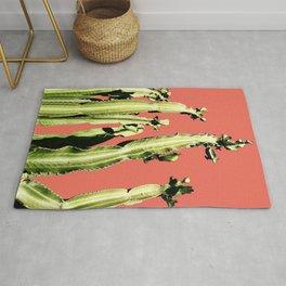 Cactus - red Rug