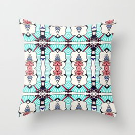 DARLA SERIES 3 Throw Pillow