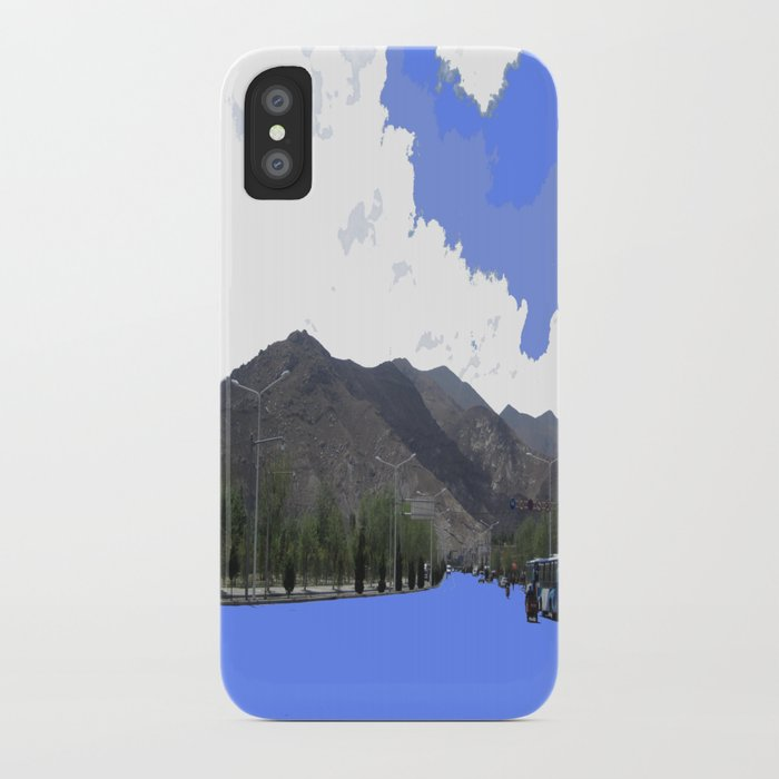 Lots Of Fresh Air iPhone Case