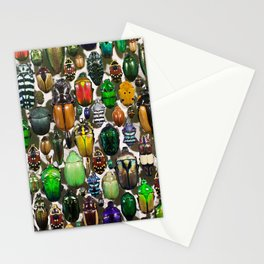 Beetle Mania Stationery Cards