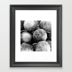 Negative Light No.2 Framed Art Print