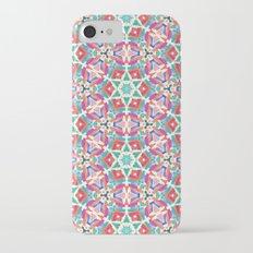 Watercolor Boho Dash 1 iPhone 7 Slim Case