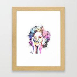 Vivienne Westwood Framed Art Print