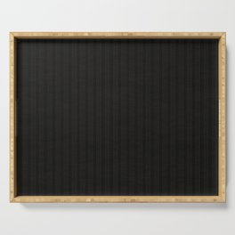 Antiallergenic Hand Knitted Black Wool Pattern - Mix & Match with Simplicty of life Serving Tray