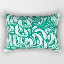 Mute 7 Rectangular Pillow