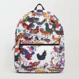 Isolation Backpack
