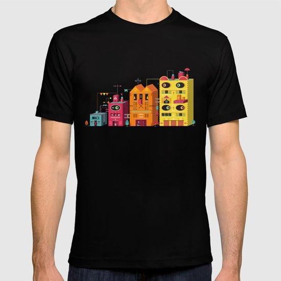 Buildings T-shirt