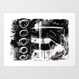 Bold & Graphic No.5 Art Print