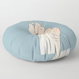 Little Margarita Floor Pillow