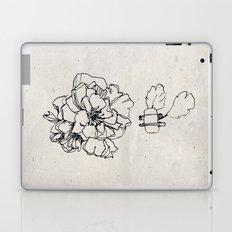 Flower Hairpin Laptop & iPad Skin