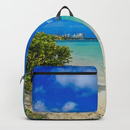 Glimpses of Paradise Backpack