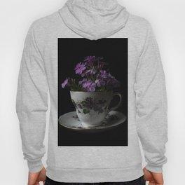 Botanical Tea Cup Hoody