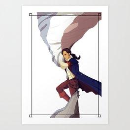 AC Unity: Arno Art Print