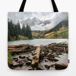 Maroon Bells - Colorado Tote Bag
