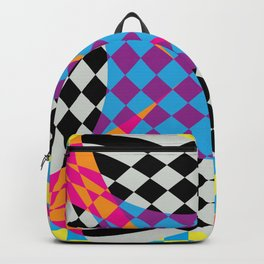 A Harlequins Very Checkered Past Backpack