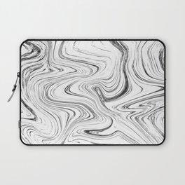 Marble (watecolor) Laptop Sleeve