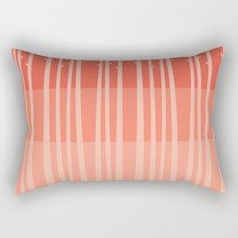 Scandinavian Woods Rectangular Pillow