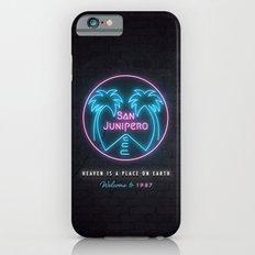 San Junipero iPhone 6 Slim Case