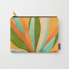 Summer Cactus Carry-All Pouch