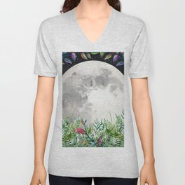Moon Magick Unisex V-Neck