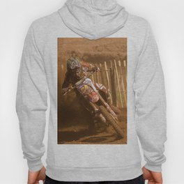 Riding in the dust Hoody