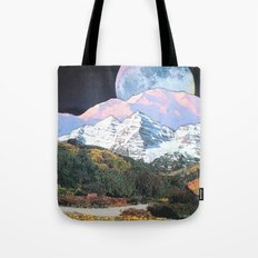 Later In Time Tote Bag