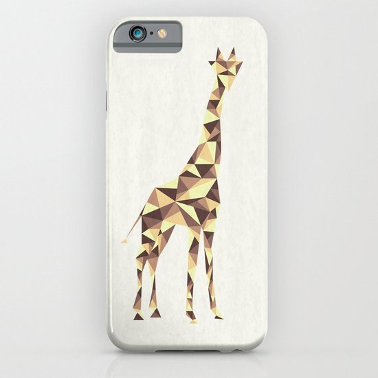 Giraffe #2 iPhone & iPod Case