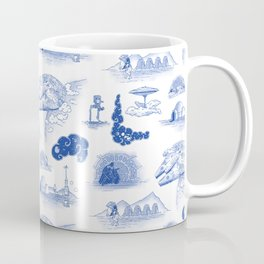 Pop Porcelain: Far Far Away Coffee Mug