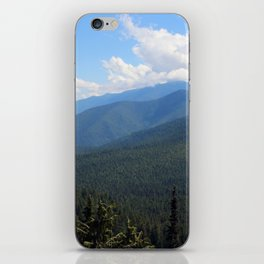 Summer Mountains iPhone Skin