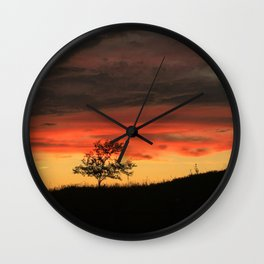 Live another day Wall Clock