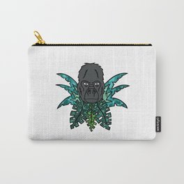 Gorilla in the Jungle[Multicolored] Carry-All Pouch