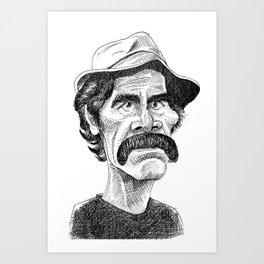 Don Ramón Art Print