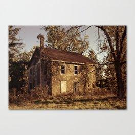 lonly  Canvas Print