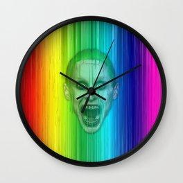 Head Joker Wall Clock