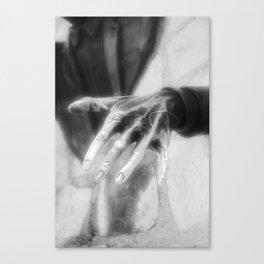 Le Passe-Muraille Canvas Print