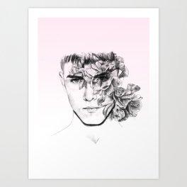 Westerland 2 Art Print