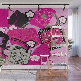 Bags of Fun Design Wall Mural