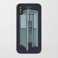 San Dimas Telecoms Slim Case iPhone X